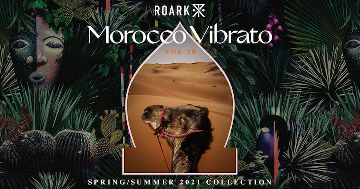 ROARK REVIVAL 2021 S/S COLLECTIONの画像