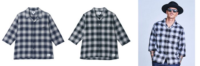 RECOMMENDED L/S SHIRT 2021 SPRINGの画像