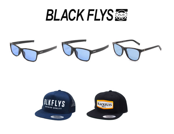 BLACKFLYS 入荷!!!の画像