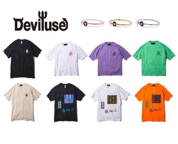 Deviluse 入荷!!!の画像