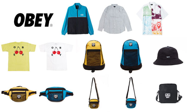 OBEY 入荷!!!の画像