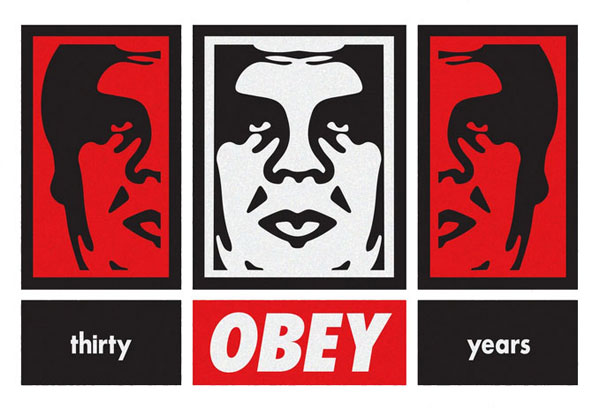 OBEY 30TH ANNIVERSARY COLLECTION 入荷!!!の画像