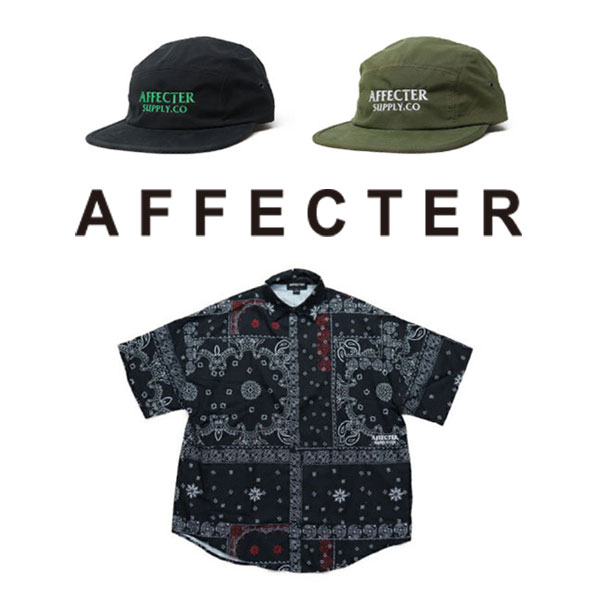 AFFECTER 入荷!!!の画像