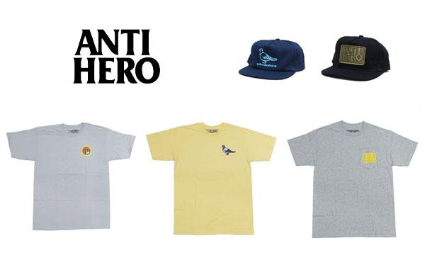 ANTI HERO 入荷!!!の画像