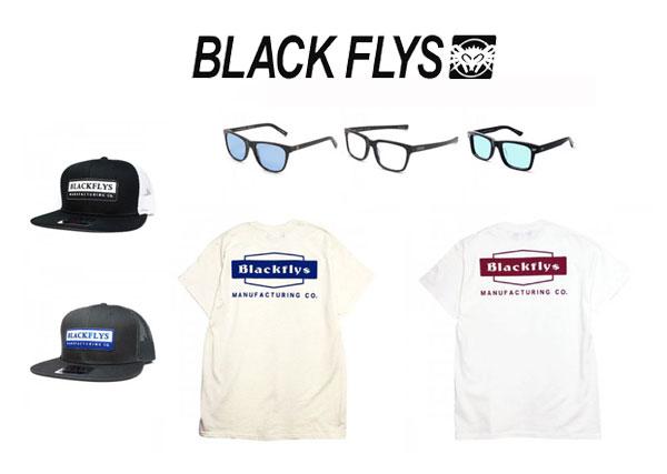 BLACK FLYS 再入荷!!!の画像