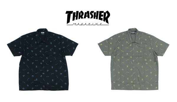 THRASHER 入荷!!!の画像