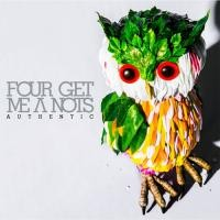 "FOUR GET ME A NOTS ""AUTHENTIC"" 通常盤CD"