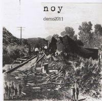 "noy ""demo 2011"" CD-R"