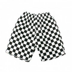"COOKMAN ショーツ ""CHEF SHORT PANTS"" (Checker)"