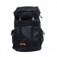 "THRASHER リュック ""BACKPACK THRPN-8900"" Blk/Flame Logo"