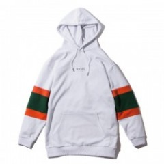 "Deviluse パーカ ""DVUS PULLOVER HOODED"" (White)"