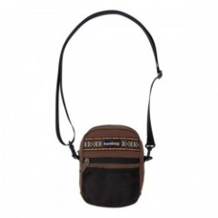 "Bumbag ミニショルダーバッグ ""EXPLORER COMPACT BUMBAG"" (Brown)"