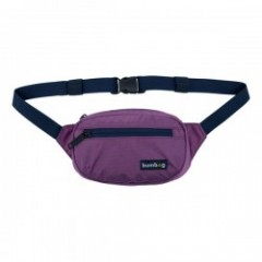 "Bumbag ウエストポーチ ""SHERWOOD MINI BUMBAG"" (Purple)"