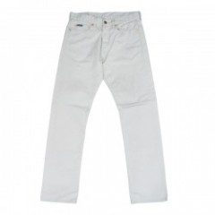 "RADIALL パンツ ""TWILL 235B PANTS-SLIM"" (White)"