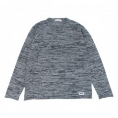 "RADIALL セーター ""DONALD-T SWEATER L/S"" (Black)"