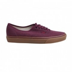 "VANS ""AUTHENTIC"" (WASHED CANVAS) PortRoyale/Gum"