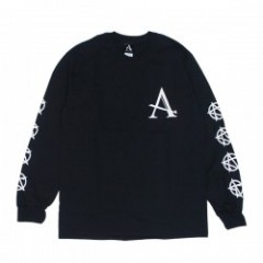 "AFFECTER L/STシャツ ""BEFORE L/S TEE"" (Black)"