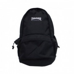 "THRASHER リュック ""BACKPACK THRCD-503"" (Black)"