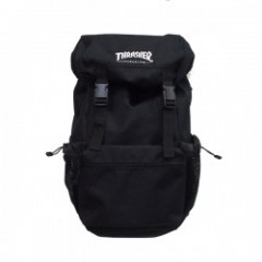 "THRASHER リュック ""BACKPACK THRCD-502"" (Black)"