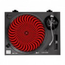 "SPITFIRE スリップマット ""SWIRL SLIPMAT"" (Black/Red)"