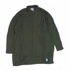 "Deviluse L/Sシャツ ""WIDE SHIRTS"" (Olive)"