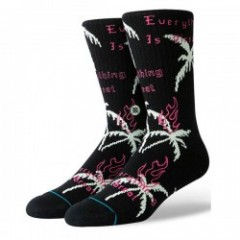 "STANCE ソックス ""EVERYTHING IS GREAT"" (Black)"