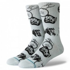 "STANCE ソックス ""ALL I WANT IS YOU"" (Gray)"