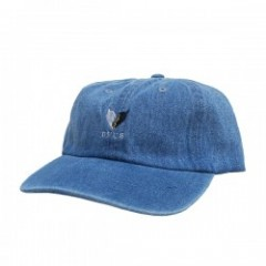 "Deviluse キャップ ""HEARTACHES CAP"" (Denim)"
