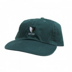 "Deviluse キャップ ""HEARTACHES CAP"" (Dark Green)"