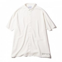 "Deviluse S/Sシャツ ""WIDE S/S SHIRTS"" (White)"