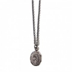 "RADIALL ネックレス ""LOWRIDER CHARM NECKLACE"" (Silver)"