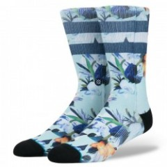 "STANCE ソックス ""Wipeout"" (Blue)"