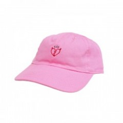 "Deviluse キャップ ""FLASH HEART CAP"" (Pink)"