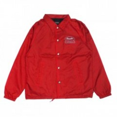 "★30%OFF★ BRIXTON コーチジャケット ""DALE JACKET"" (Red/White"