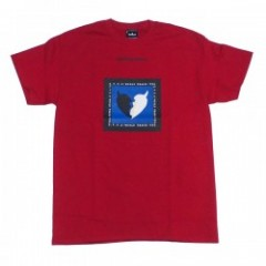 "Deviluse Tシャツ ""SEEKING MATE TEE"" (Cardinal Red)"
