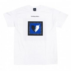 "Deviluse Tシャツ ""SEEKING MATE TEE"" (White)"