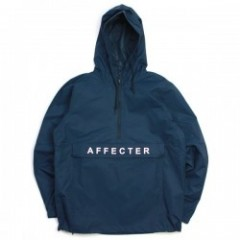 "AFFECTER アノラック ""AFF ANORAC JACKET"" (Navy)"