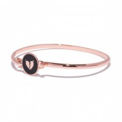 "Deviluse ブレスレット "" HEARTACHES BRACELET"" (Pink Gold)"