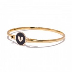 "Deviluse ブレスレット "" HEARTACHES BRACELET"" (Gold)"