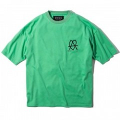 "Deviluse Tシャツ ""MIND BIG TEE"" (Lime)"