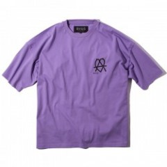 "Deviluse Tシャツ ""MIND BIG TEE"" (Lavender)"