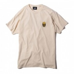 "Deviluse Tシャツ ""FRIES TEE"" (Natural)"