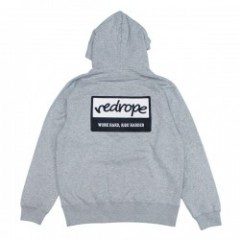 "redrope パーカ ""WHRH PULL HOODIE"" (Heather Gray)"
