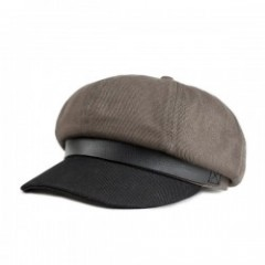 "BRIXTON キャップ ""MONTREAL CAP"" (Charcoal)"