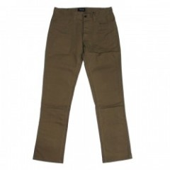"BRIXTON パンツ ""RESERVE 5-POCKET PANT"" (Dark Khaki)"