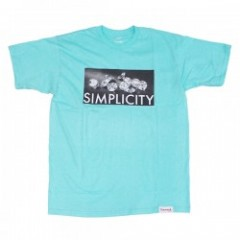 "★30%OFF★Diamond Supply Co. ""DEFINITION TEE"" D.Blue"