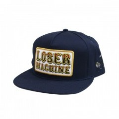 "★30%OFF★ LOSER MACHINE キャップ ""UNLUCKY CAP"" (Navy)"