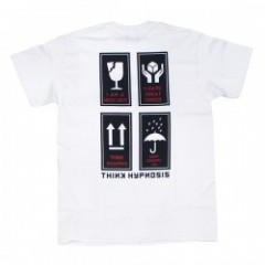 "Deviluse Tシャツ ""THINK HYPNOSIS TEE"" (White)"