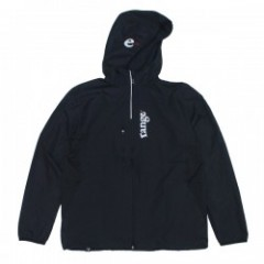"range ジャケット ""RG LIPSTOP ZIP UP HOODY JKT"" (Black)"