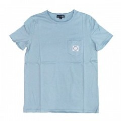 "Deviluse Tシャツ ""VINTAGE TEE"" (Light Blue)"
